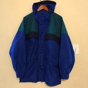 VINTAGE COLUMBIA JACKET LARGE GREAT CONDITION